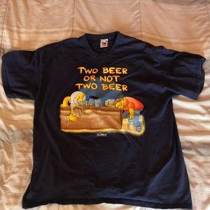 90's Simpson's T-Shirt
